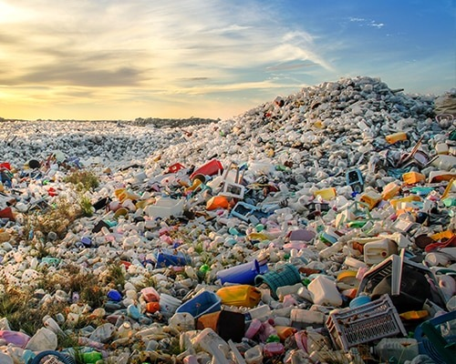plastic that could be feedstock for pyrolysis