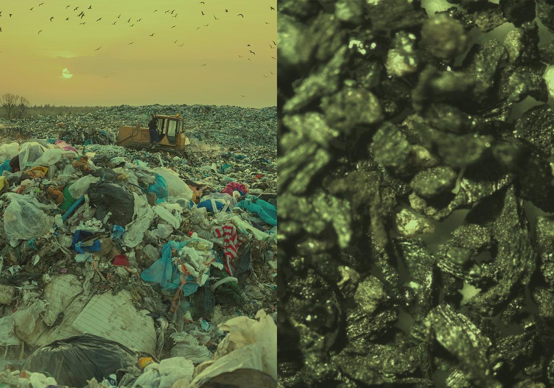 waste and biochar